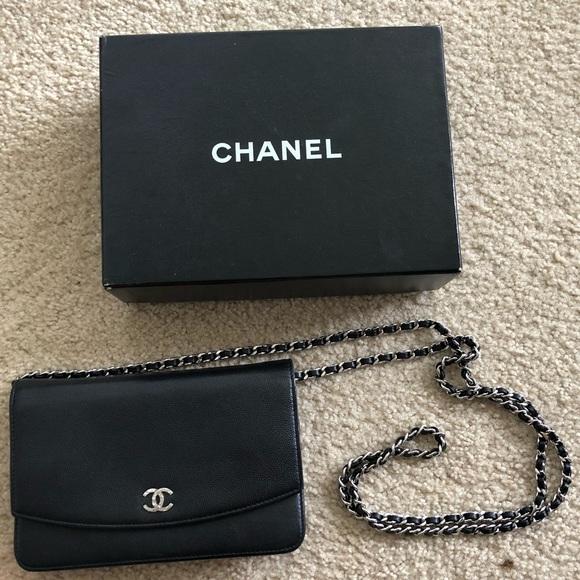 3c68b3a58f0b CHANEL Handbags - Chanel Sevruga WOC
